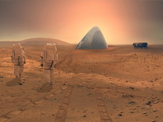 11 yıl sonra Mars'a yaklaştığımız gün bugün
