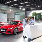 Audi City İstanbul, İstinye Park'ta açıldı