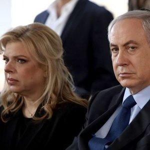 Polis, İsrail first lady'sini suçladı