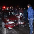 Zonguldak Ereğli'de feci kaza: 1 ölü, 14 yaralı