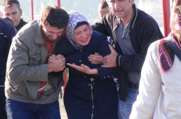 Zonguldak'ta denizde kadın cesedi bulundu