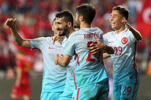 UEFA'dan Türkiye-Karadağ yorumu