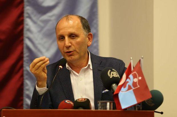 Trabzon'da uçak skandalı! Muharrem Usta açıkladı