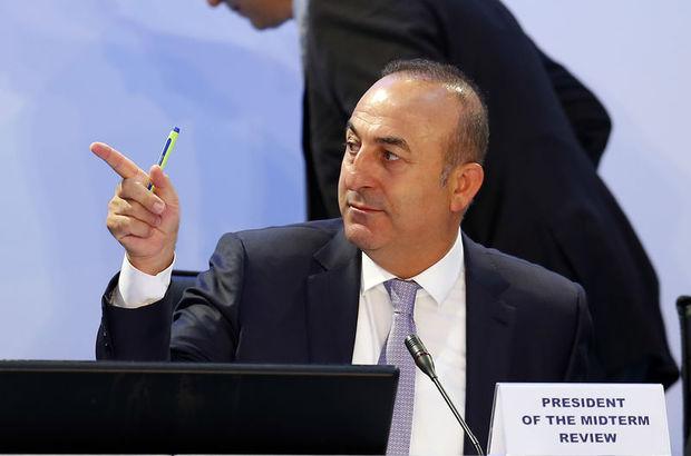 Dışişleri Bakanı Mevlüt Çavuşoğlu günübirlik Libya'ya gidecek