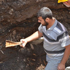 Şanlıurfa'da altyapı çalışmasında kemik parçaları bulundu