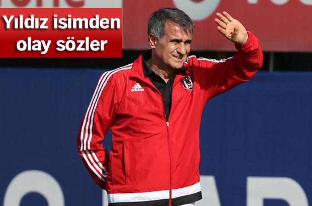 Beşiktaş'ta Denys Boyko'dan Şenol Güneş'e sitem: Selam bile vermiyor
