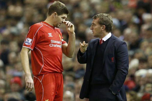 Rodgers, Gerrard'ı yeni takımı Celtic'e çağırdı!