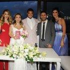 Sabri Sarıoğlu'nun baldızı Yaprak Yılmaz evlendi