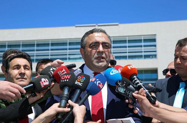 CHP'li Sezgin Tanrıkulu: Yargıtay ve Danıştay başkanlarıyla ilgili yasal yollara başvuracağız