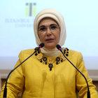 Emine Erdoğan: Kadın-erkek fırsat eşitliği bilincini yaygınlaştırmalıyız