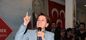 Meral Akşener'den ihraç açıklaması: Bahçeli'nin yalan konuştuğunu duymadım
