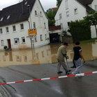 Almanya'da fırtına ve sel 4 can aldı