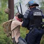 Erdoğan Batı'ya Gezi üzerinden yüklendi: Fransız polisinin şiddetini kınıyorum