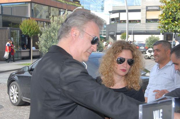 Tamer Karadağlı eski eşi Arzu Balkan ile yemek yedi