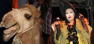 Aşiret sünnetinde Bülent Ersoy için deve kestiler