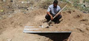 Irak'ın Kerkük kentinde toplu mezar bulundu