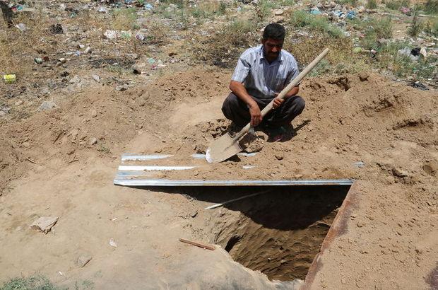 Kerkükte toplu mezar bulundu