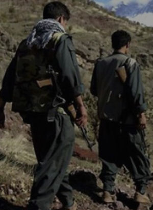 Askeri şehit eden 2 PKK'lı çayda boğuldu