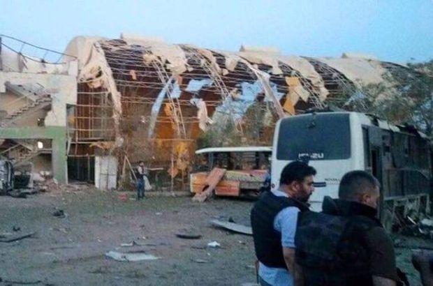 Silopi'de hain saldırı: 4 kişi öldü, 5'i polis 19 yaralı!