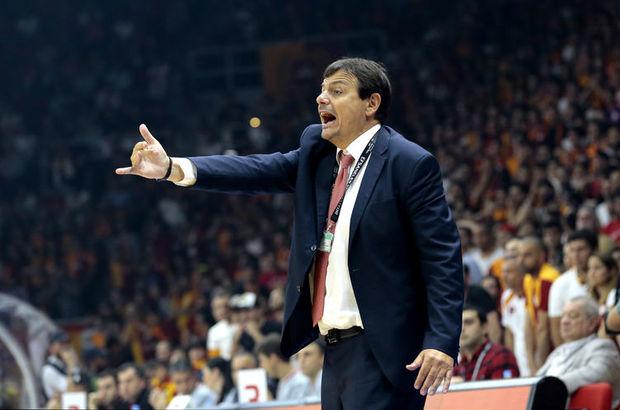 Galatasaray Başantrenörü Ergin Ataman: Kimse pes edeceğimizi sanmasın