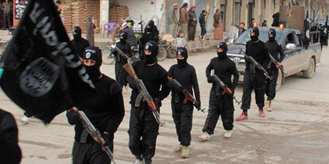 IŞİD'e 3 koldan taarruz