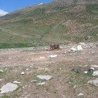 Şemdinli kırsalında PKK'ya gece hava harekatı