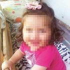 2 yaşındaki çocuk sığınma evinde bitkisel hayata girdi