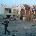 Silopi'deki patlamanın yarattığı tahribat sabah ortaya çıktı