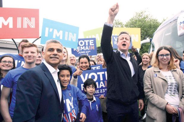 İngiltere'nin yüzde 53'ü AB'de kalmak istiyor