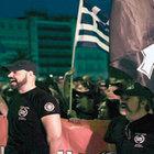 Atina'da İstanbul'un fethini protesto ettiler