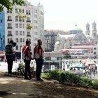 Polis Gezi Parkı çevresinde güvenlik önlemi aldı