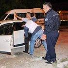 PKK'nın kullandığı araçlar listesindeki otomobil, polisi alarma geçirdi