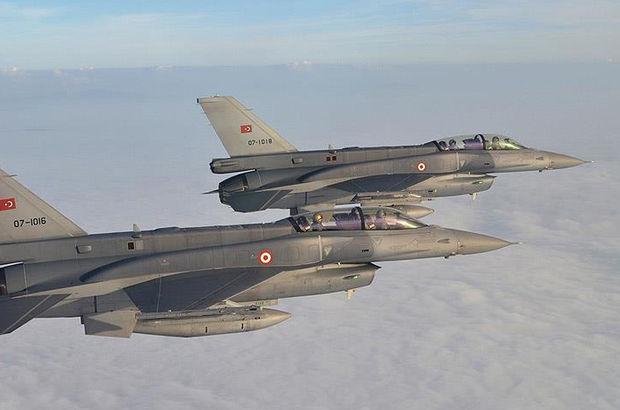 TSK'dan Kuzey Irak Metina Bölgesine yapılan hava operasyonu açıklaması