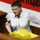 Ukraynalı pilot ve milletvekili Savçenko