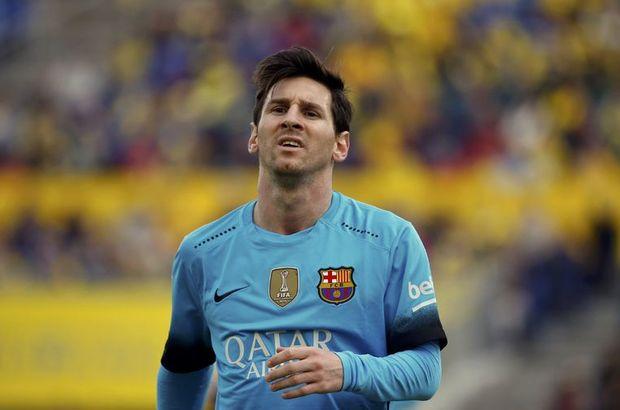 Lionel Messi'nin davası başladı