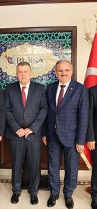 Yargıtay Başkanı Bursa'da