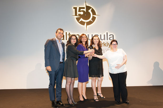 Allianz Türkiye projesine Altın Pusula Ödülü