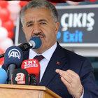 Bakan Arslan: Makamlar bize değil, biz makamlara değer katalım