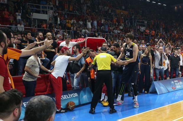 Basketbol Federasyonu'ndan Galatasaray'ın cezası için açıklama
