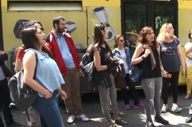 Gözaltına alınan Mimarlar Odası yöneticileri serbest bırakıldı