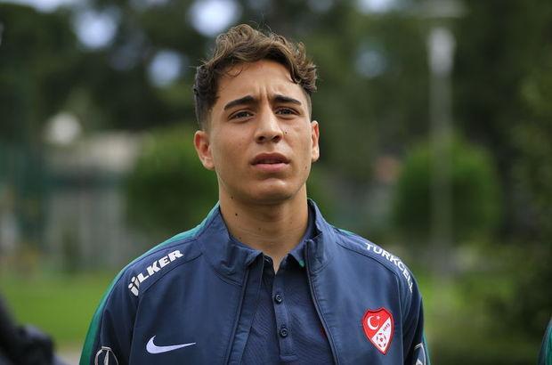 Emre Mor'un annesi Güzela Bekirov, Emre'nin Galatasaraylı olduğunu açıkladı