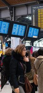 Fransa'daki grev ve protestolar