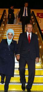 Cumhurbaşkanı Erdoğan Uganda'da!