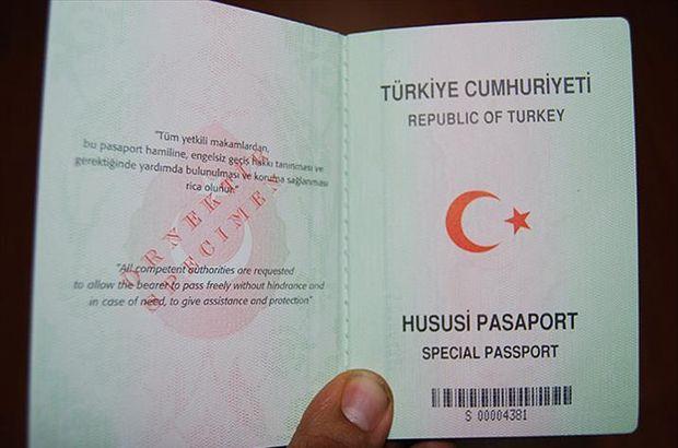 Muhtarlara 'yeşil pasaport' teklifi