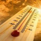 """Meteoroloji'den """"hava sıcaklığı"""" açıklaması"""