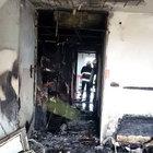 Alanya'da otelde yangın: 1 ölü