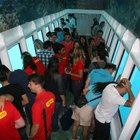 Türkiye'nin ilk denizaltı teknesi suya indirildi