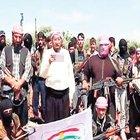 PKK karşıtı Suriyeli Kürtler silahlandı