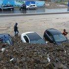 İstanbul'u yağmur ve dolu vurdu!