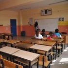 Yüksekova'da ders zili çaldı, birçok sınıf boş kaldı